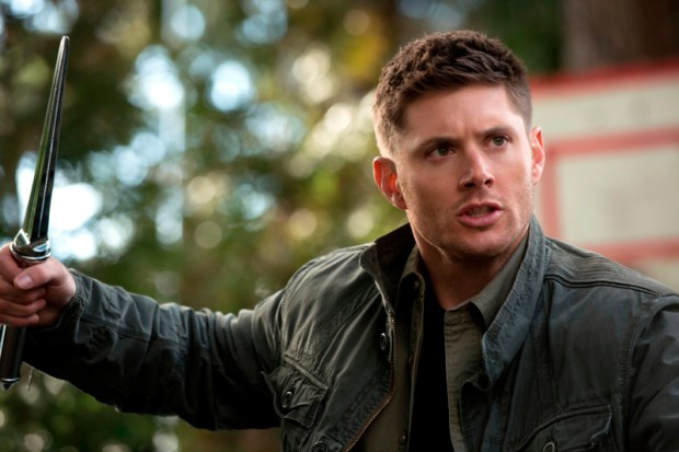 Jensen Ackles as Dean -- Credit: Cate Cameron/The CW