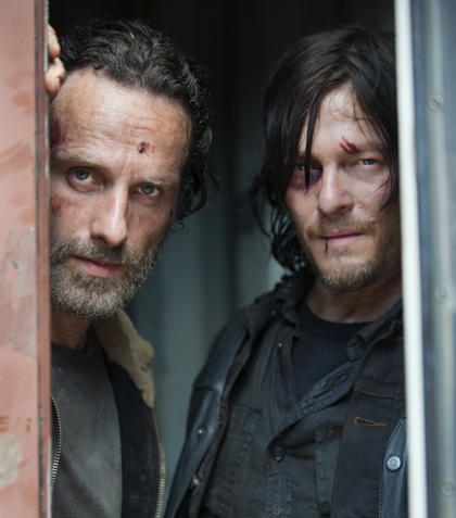 Rick and Daryl | The Walking Dead