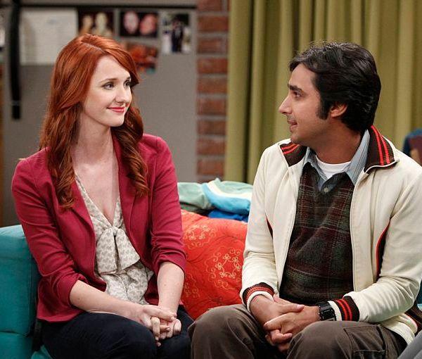 Raj and Emily