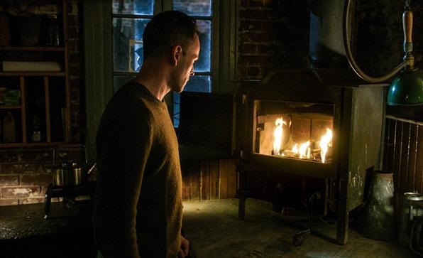 Jonny Lee Miller as Sherlock Holmes. Image © CBS