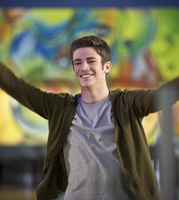Pictured: Grant Gustin as Barry Allen -- Photo: Diyah Pera/The CW