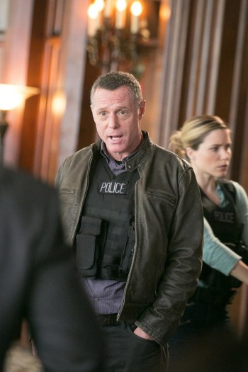 Pictured: Jason Beghe as Hank Voight -- (Photo by: Elizabeth Sisson/NBC)