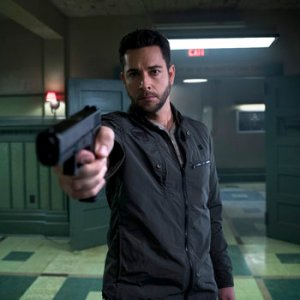 "HEROES: REBORN -- ""Awakening"" Episode 101 -- Pictured: Zachary Levi as Luke Collins -- (Photo by: Christos Kalohoridis/NBC)"