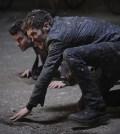 Pictured (L-R): Daniel Gillies as Elijah and Joseph Morgan as Klaus -- Photo: Annette Brown/The CW