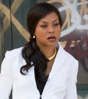 """Taraji P. Henson as Cookie Lyon in the """"Without A Country"""" episode of EMPIRE airing Wednesday, Sept. 30 (9:00-10:00 PM ET/PT) on FOX. ©2015 Fox Broadcasting Co. Cr: Chuck Hodes/FOX."""