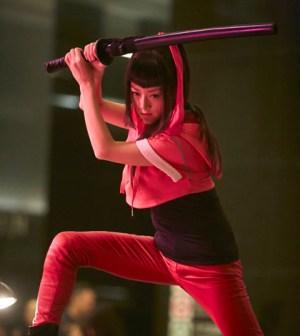 Pictured: Kiki Sukezane as Miko Otomo -- (Photo by: Ian Watson/NBC)