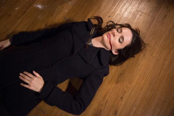"""GRIMM -- """"The Grimm Identity"""" Episode 501 -- Pictured: Bitsie Tulloch as Juliette Silverton -- (Photo by: Scott Green/NBC)"""