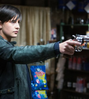 Pictured: Jacqueline Toboni as Trubel -- (Photo by: Scott Green/NBC)