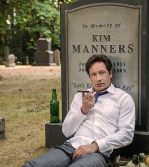 """Mulder & Scully Meet the Were-monster"""