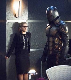"Emily Bett Rickards as Felicity Smoak in ""Beacon of Hope"""