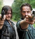 Norman Reedus (L) as Daryl and Andrew Lincoln (R) as Rick. Photo © AMC