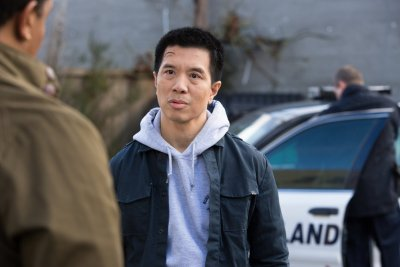 Pictured: Reggie Lee as Sergeant Wu -- (Photo by: Scott Green/NBC)