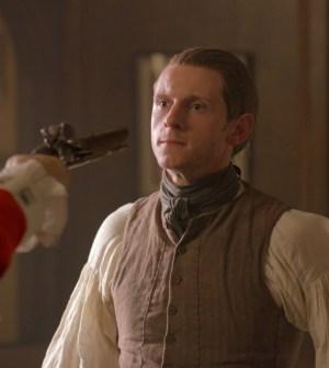 Jamie Bell as Abe Woodhull - Turn _ Season 3, Episode 2 - Photo Credit: Antony Platt/AMC