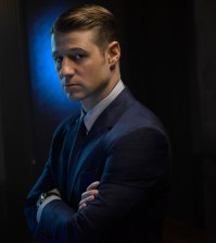 Ben McKenzie as Detective James Gordon. Co. Cr: Mark Seliger/FOX
