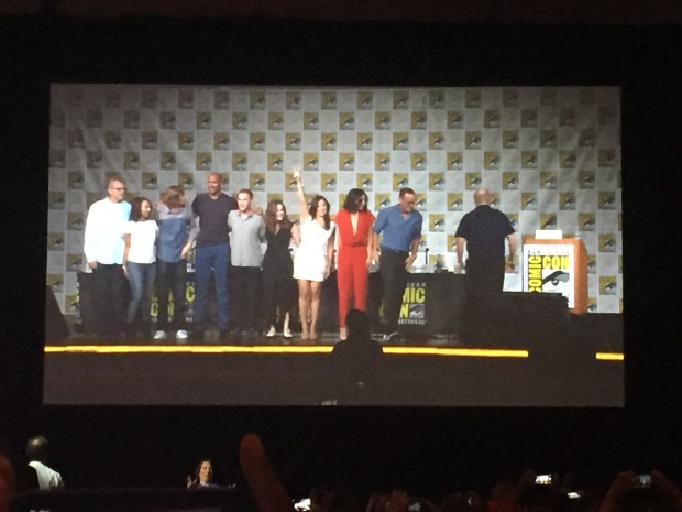 Marvel's Agents of SHIELD at San Diego ComicCon 2016