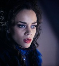 "KILLJOYS -- ""How To Kill Friends and Influence People"" Episode 210 -- Pictured: Hannah John-Kamen as Dutch -- (Photo by: Ian Watson/Syfy/Killjoys II Productions Limited)"