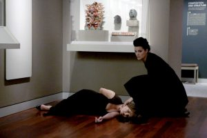 """BLINDSPOT -- """"If Beth"""" Episode 204 -- Pictured: Jaimie Alexander as Jane Doe -- (Photo by: Giovanni Ruffino/NBC)"""