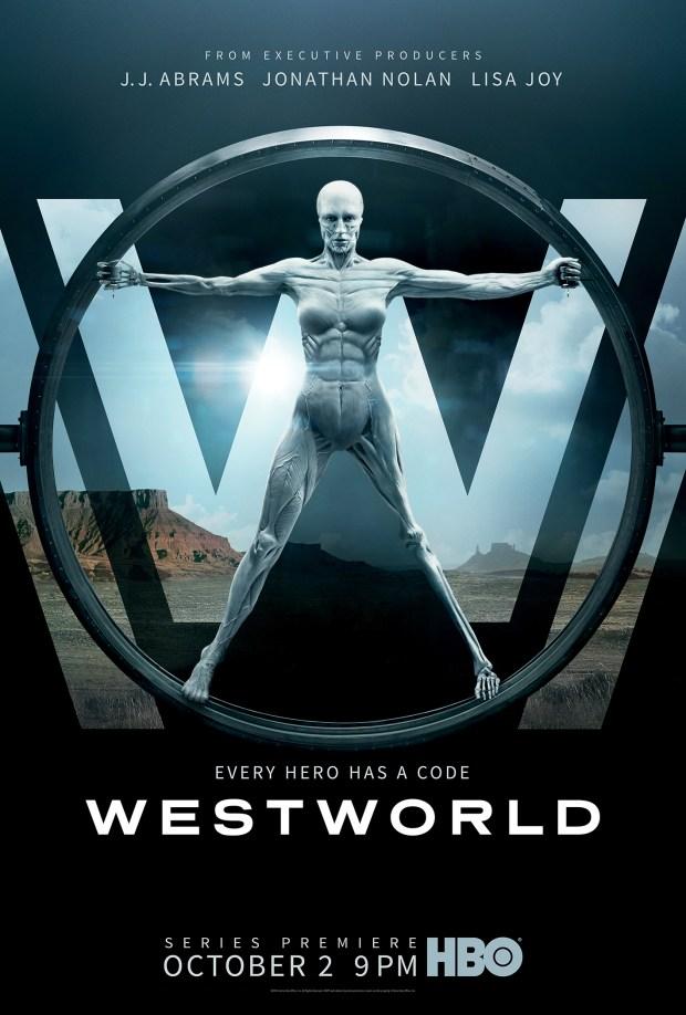 Westworld Key Art