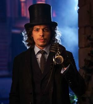 GOTHAM: Benedict Samuel in the Mad City: Look Into My Eyes episode of GOTHAM | Co. Cr: Jessica Miglio/FOX.