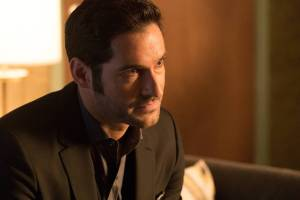 LUCIFER: Tom Elis| Co. Cr: Michael Courtney/FOX.