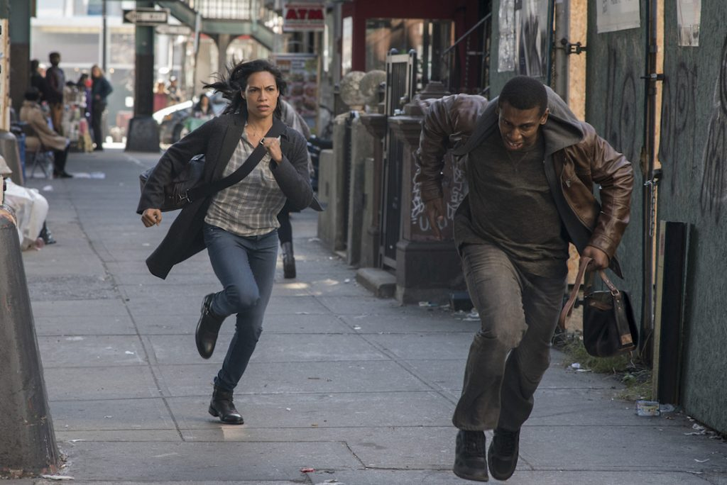 Rosario Dawson as Claire Temple | Photo © Netflix