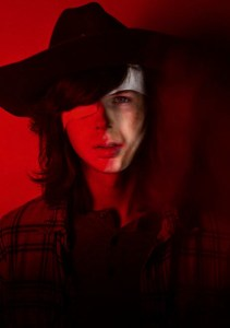 Chandler Riggs as Carl | Photo © AMC
