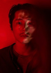 Steven Yeun as Glen   Photo © AMC