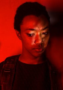 Sonequa Martin-Green as Sasha | Photo © AMC