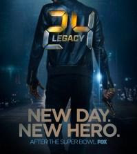 24: Legacy Key Art