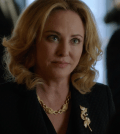 Virginia Madsen as Congresswoman Kimble Hookstraten. Photo © ABC