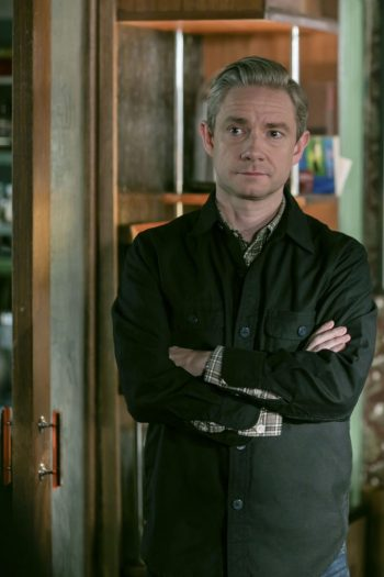 Picture Shows: Dr John Watson (MARTIN FREEMAN) - (C) Hartswood Films - Photographer: Laurence Cendrowicz