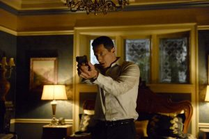 "GRIMM -- ""Oh Captain, My Captain"" Episode 603 -- Pictured: Sasha Roiz as Sean Renard -- (Photo by: Allyson Riggs/NBC)"