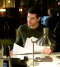 "GRIMM -- ""Breakfast in Bed"" Episode 606 -- Pictured: David Giuntoli as Nick Burkhardt -- (Photo by: Allyson Riggs/NBC)"