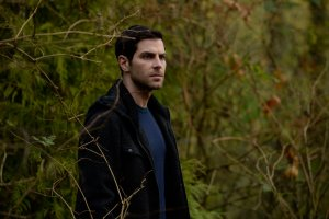 "GRIMM -- ""Tree People"" Episode 609 -- Pictured: David Giuntoli as Nick Burkhardt -- (Photo by: Allyson Riggs/NBC)"