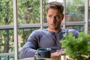 """THIS IS US -- """"Jack Pearson's Son"""" Episode 115 -- Pictured: Justin Hartley as Kevin -- (Photo by: Ron Batzdorff/NBC)"""