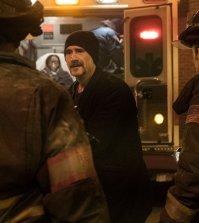 """CHICAGO FIRE -- """"Deathtrap"""" Episode 516 -- Pictured: Elias Koteas as Alvin Olinsky -- (Photo by: Elizabeth Morris/NBC)"""