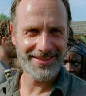 Andre Lincoln as Rick Grimes. Photo credit AMC