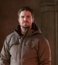 "Arrow -- ""Checkmate"" --  Pictured: Stephen Amell as Oliver Queen -- Photo: Katie Yu/The CW"