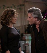 "SHADES OF BLUE -- ""Daddy's Girl"" Episode 204 --  Pictured: (l-r) Jennifer Lopez as Harlee Santos, Ray Liotta as Lt. Matt Wozniak -- (Photo by: Peter Kramer/NBC)"