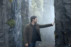 "GRIMM -- ""Where The Wild Things Were"" Episode 611 -- Pictured: David Giuntoli as Nick Burkhardt -- (Photo by: Allyson Riggs/NBC)"