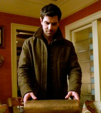 "GRIMM -- ""Zerstorer Shrugged"" Episode 612 -- Pictured: David Giuntoli as Nick Burkhardt -- (Photo by: Allyson Riggs/NBC)"