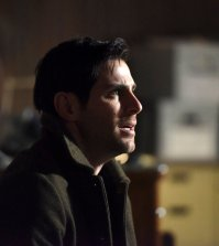 "GRIMM -- ""The End"" Episode 613 -- Pictured: David Giuntoli as Nick Burkhardt -- (Photo by: Allyson Riggs/NBC)"