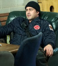 "CHICAGO FIRE -- ""Babies and Fools"" Episode 517 -- Pictured: Taylor Kinney as Kelly Severide -- (Photo by: Elizabeth Morris/NBC)"