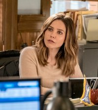"CHICAGO P.D. -- ""Little Bit Of Light"" Episode 418 -- Pictured: Sophia Bush as Erin Lindsay -- (Photo by: Matt Dinerstein/NBC)"