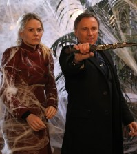 """ONCE UPON A TIME - """"Mother's Little Helper"""" - (ABC/Jack Rowand) JENNIFER MORRISON, ROBERT CARLYLE"""