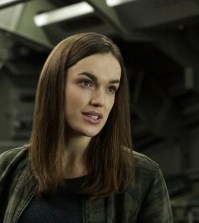 MARVEL'S AGENTS OF S.H.I.E.L.D. (ABC/Eric McCandless) ELIZABETH HENSTRIDGE