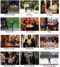 CBS 2017 Finales