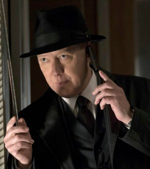 "THE BLACKLIST Episdoe 4x16 ""Dembe Zuma""  Pictured: James Spader as Raymond ""Red"" Reddington -- (Virginia Sherwood/NBC)"