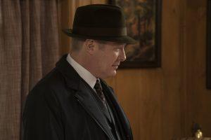 "THE BLACKLIST -- ""Philomena"" Episode 418 -- Pictured: James Spader as Raymond ""Red"" Reddington -- (Photo by: Virginia Sherwood/NBC)"
