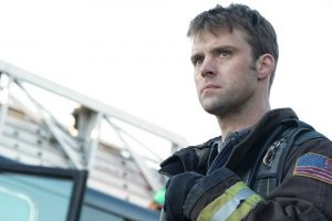 "CHICAGO FIRE -- ""Carry Their Legacy"" Episode 519 -- Pictured: Jesse Spencer as Matthew Casey -- (Photo by: Elizabeth Morris/NBC)"